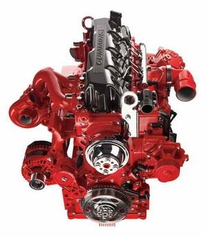 Двигатель Cummins ISF2.8 - ISF3.8