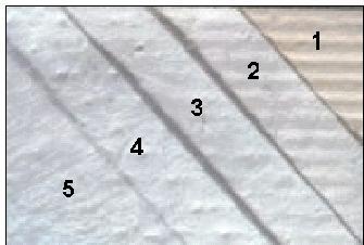 Структура слоев маслянного фильтра