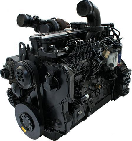 Камминс двигатель камаза