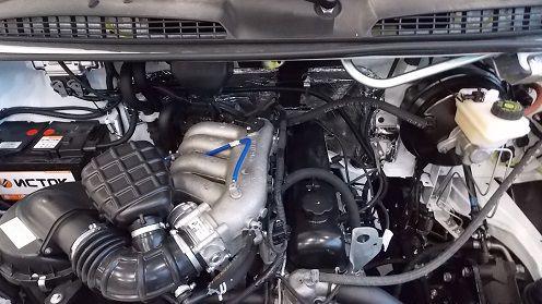 Двигатель каминс на газели