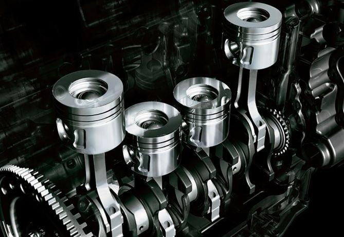 Двигатель камминс