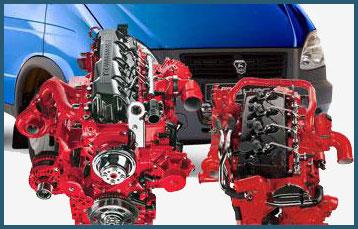 Двигатели Камминс