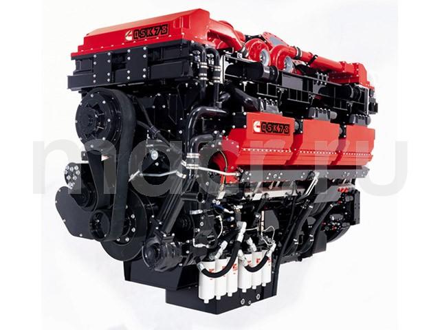 Обслуга двигателя Камминс