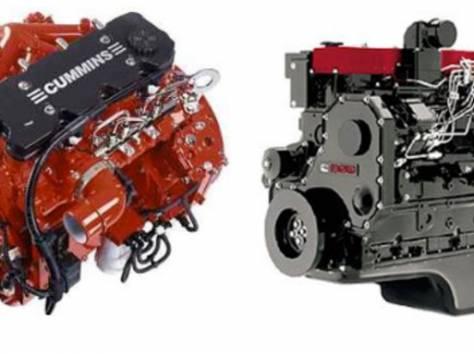 Двигатели камминс ISB