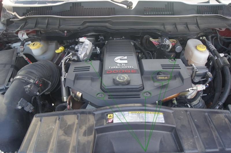 Камминс двигатель