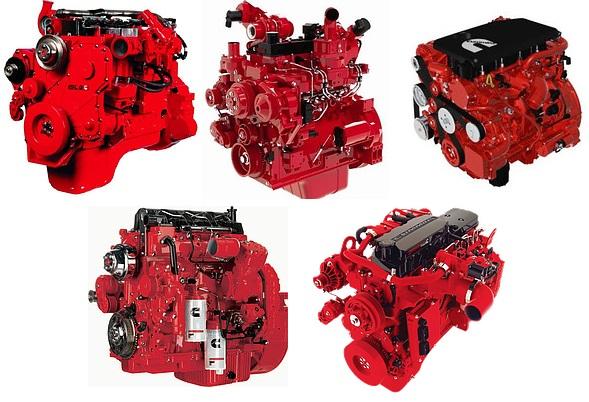 Камминс двигатели