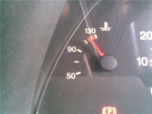 Датчик нагрева мотора