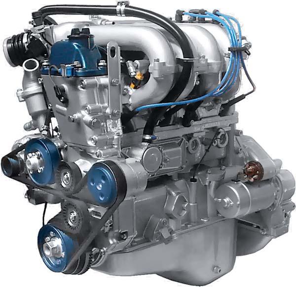 Двигатель Камменс