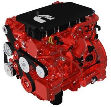 Двигатель Cummins sf-2.8