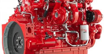 Двигатель cummins isb6