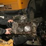 Регулировка клапанов на автомобилях КАМАЗ с двигателями CUMMINS