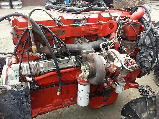 Извлечённый мотор