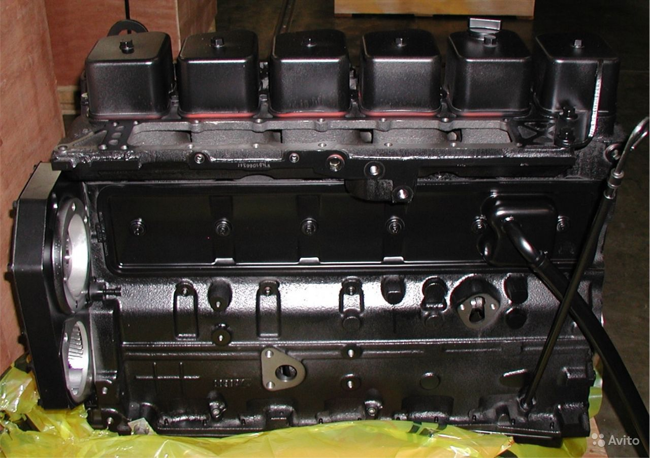 Моторы Камминс