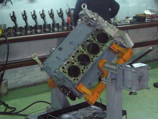 Обслуживание мотора Камминс