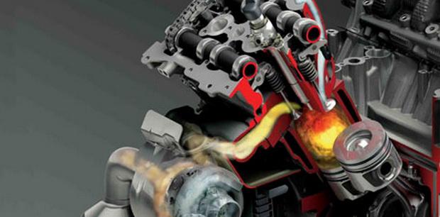Ремонт дизель двигателя