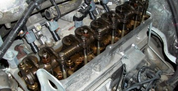 Клапана в моторе Камминс
